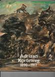 Hoberg, Annegret - Adriaan Korteweg 1890-1917 (Catalogus, Duits-Nederlands)