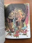 Laurey, Harriet (naverteld) en Machaj, Vladimir (ills.) - Sindbad de zeeman