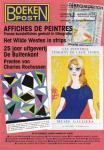 Veer, Janneke van der (redactie) - Boekenpost nr. 77, jaargang 13, mei/april 2005