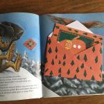 Reichenstetter, Friederun and Mohle-Hulvershorn, Eva (ills.) - Die Weihnachts-Wunschzettelpost  Eine Weihnachtsgeschichte mit echten Karten