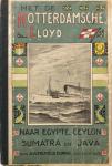 BUNING, A. Werumeus - Met de Rotterdamsche Lloyd naar Egypte, Ceylon, Sumatra en Java
