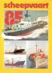 Boer, g.j. de - Scheepvaart / 1985 /