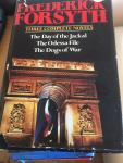 Forsyth, Frederick - Three complete novels The day of the Jackal / The Odessa File / The Dogs of War
