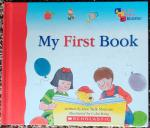 Belk Moncure, Jane - My first book