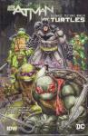 Tynion IV, James, Freddie E. Williams II & Jeremy Colwell - Batman Teenage Mutant Ninja Turtles, hardcover + stofomslag, gave staat (nieuwstaat, nog gesealed)