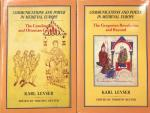 LEYSER, Karl - Communications and Power in Medieval Europe: The Carolingian and Ottonian Centuries & The Gregorian Revolution and Beyond (2 volumes complete)