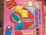 Hawksley - We gaan op vakantie / druk 1