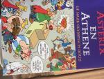 Royen, Rene van / Vegt, Sunnya van der - Asterix en Athene op naar Olympisch Goud