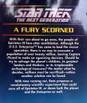Sargent, Pamela - Zebrowski, George - A Fury Scorned (ENGELSTALIG) (Star Trek: The Next Generation 43)