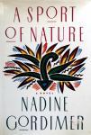 Gordimer, Nadine - A Sport of Nature (ENGELSTALIG)
