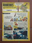 Auteurs (diverse) - Robbedoes Stripweekblad nrs. 1044, 1045, 1057 en 1254.
