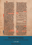 Tienstra, Rens - Melodic Variation in Northern Low Countries Chant Manuscripts / 1150-1600