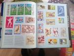 - All colourbook of stamps