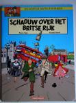 Veys, Pierre (tekst) Barral, Nicolas (tekeningen) - Schaduw over het Britse rijk