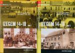 Gits, Jules.  Lermyte, Jean-Marie. - Izegem 14-18. Het oorlogsdagboek van dokter Jules Gits. 2 delen serie Het bezette land.