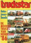 redactie Dick van Zijl - Truckstar foto-jaarboek '86