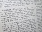 J.G. Frederiks & F. Jos van den Branden - Biographisch Woordenboek der Noord- en Zuidnederlandsche Letterkunde - Tweede omgewerkte druk