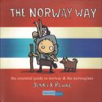 Blake, Jenny K. - The Norway Way (The essential guide to Norway & the Norwegians), 177 pag. kleine hardcover + stofomslag, gave staat