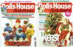 - Dolls House Nederland nummer 61 t/m nummer 72, dcember 2009 t/m november 2010