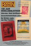 Veer, Janneke van der (redactie) - Boekenpost nr. 78, jaargang 13, juli/augustus 2005