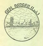 Geert Daemen - De gemeente Bergen (Limburg)