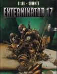 Bilal / Dionnet - Exterminator 17, hardcover, gave staat (nieuwstaat)
