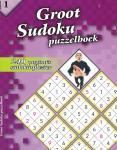 - Groot Sudoku puzzelboek - 240 pagina`s sudoku-plezier