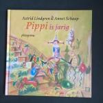 Lindgren, Astrid en Schaap, Annet (ills.) - Pippi is jarig