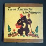 Ivanovsky, Elisabeth - Twee Russische Vertellingen Verlucht door Elisabeth Ivanovsky