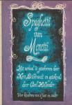Kees Leibbrandt die het verhaal schreef en Carl Hollander  die de tekeningen maakte - Spaghetti van Menetti