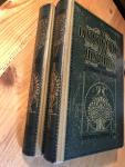 Balen, J Henrik van & Dick Hillenius (signaturen) - De Dierenwereld van Insulinde, 2 delen compleet