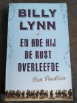 Fountain, Ben - Billy Lynn en hoe hij de rust overleefde
