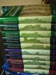 Bachrach, A.GT.H. , M. de Grève, G. Stuiveling, J. Weisgerber, en M.H. Würzner - Moderne encyclopedie v.d. wereldliteratuur 10 delen compleet  / druk 2