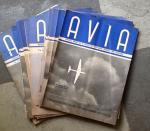 redactie - AVIA. Officieel Orgaan van de Koninklijke Nederlandsche Vereeniging voor Luchtvaart jaargang 7 1948 15 nrs.