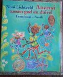 LICHTVELD, Noni - Anansi tussen god en duivel