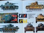 Spielberger, Walter. - Profile AFV Weapons no. 2. Panzerkampfwagen III.