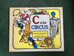 Chardiet, Bernice and Turkle, Brinton (ills.) - C is for Circus