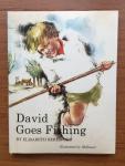 Beresford, Elisabeth and Hofbauer (ills.) - David goes fishing