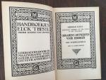 Hana, Herman - Ornament-ontwerpen voor iedereen Het stempelboekje Met 64 afbeeldingen Handboekjes Elck 't Beste