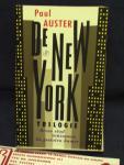 Auster, Paul - The New York Trilogie ; De broze stad ; Schimmen ;  De gesloten kamer