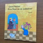 MacKee, David (vertaling van Rindert Kromhout) - Prins Peter en de teddybeer