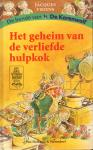 Vriens, Jacques - De  Bende van de Korenwolf, Het Geheim van de Verliefde Hulpkok, 87 pag. kleine hardcover, gave staat