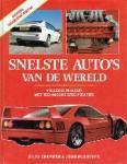 Giles Chapman & John McGoveren - Snelste auto's van de wereld Volledig in kleur met technische specificaties