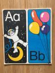 Pienkowski, Jan - Gallery Five Children's Frieze ABC