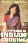 Jaffrey, Madhur - An Invitation to Indian Cooking, 358 pag. paperback, goede staat