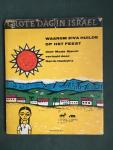 Sjamir, Mosje en Satorsly, Cyril (ills.) vertaling Han G. Hoekstra - Waarom Ziva huilde op het feest Grote dag in Israel