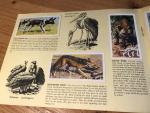 Tunnicliffe, CF - African Wildlife - compleet met 50 plaatjes in kleur