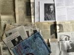 Dostojevski, Fjodor - Aantal (36) knipsels over Fjodor Dostojevski