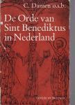 C. Damen - De Orde van Sint Benediktus in Nederland