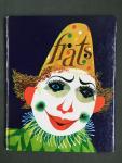 Krijbolder, Annet en Velsen, C. van (ills.) - Frats de clown Een Lampioen Boekje